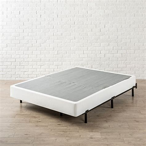 bed frame for mattress only zinus compack 7 inch heavy duty bed frame for box