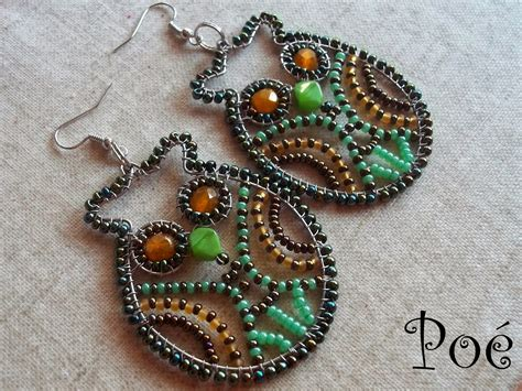 beading gem wire wrapped owl jewelry tutorials the beading gem s