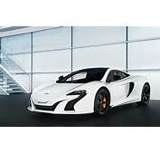 Mclaren 650s Supercar White HD Wallpaper Background  Cars