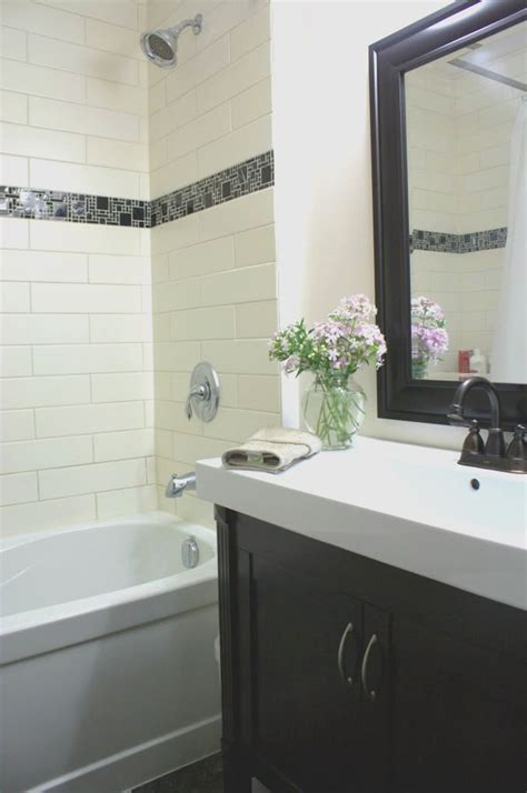 Before And After Small Bathroom Makeovers by Before And After Small Bathroom Makeovers Big On Style