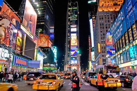 times square mostly visited place times square new york in america