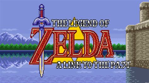 a link to the past the legend of a link to the past hits wii u vc today