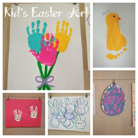 easter arts and crafts projects pinkie for pink kid s easter