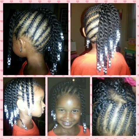 lil braided hairstyles with hair style for naturalhair