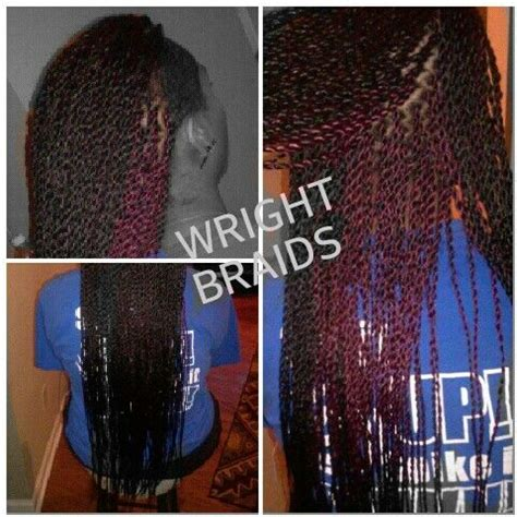 senegalese waist waist length senegalese twists and braided