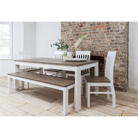 bench chairs for dining tables hever dining table with 5 chairs and bench noa nani
