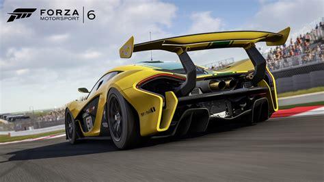 Car Wallpaper 6 by Forza Motorsport 6 Car Mclaren P1 Wallpaper Cars