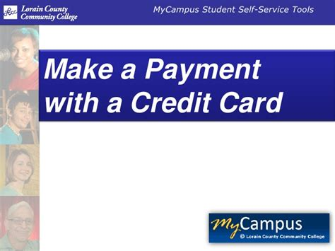 how to make credit cards make a credit card payment