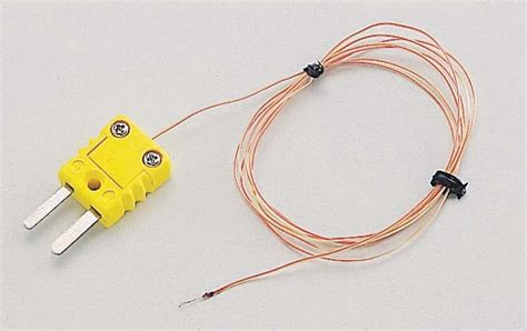 bead type thermocouple k type thermocouple probes thermometer sensor