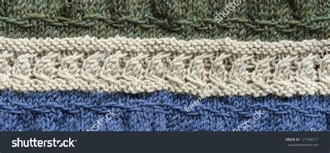 kinds of knitting stitches a wool blanket displaying different kinds of knit