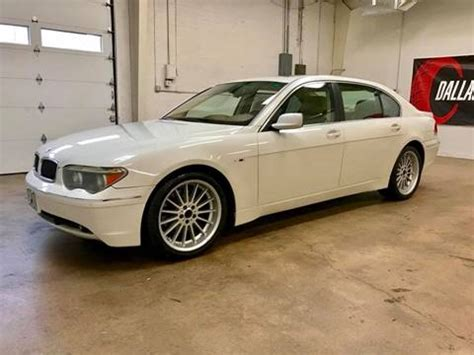 2003 Bmw 7 Series by 2003 Bmw 7 Series For Sale Carsforsale