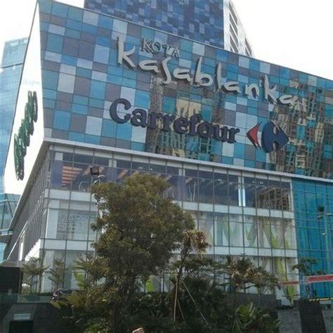 di mall mall di jakarta selatan picture of kota kasablanka