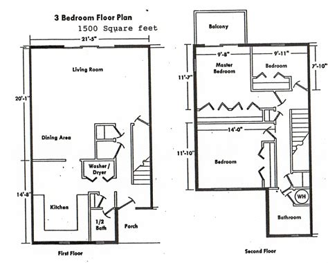 3 bedroom house plans and designs home ideas