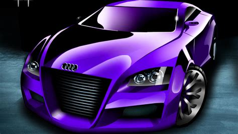 Best Car Wallpapers In Color by Purple Car Wallpapers Hd Pictures