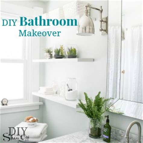 Win A Bathroom Makeover 2014 by Bathroom Before And After Diy Show Diy