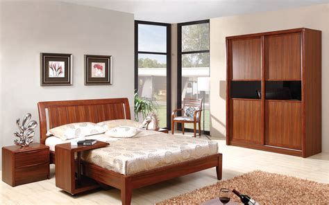 wooden furniture design for bedroom bedroom interior design with solid wood furniture set