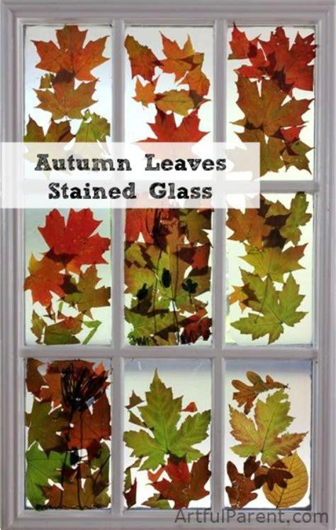 autumn leaf crafts for 15 fabulous fall leaf crafts for diy crafts