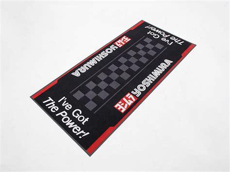 yoshimura tapis de sol racing 903 217 2100