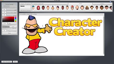 picture book maker free create your own character jvz web design software by