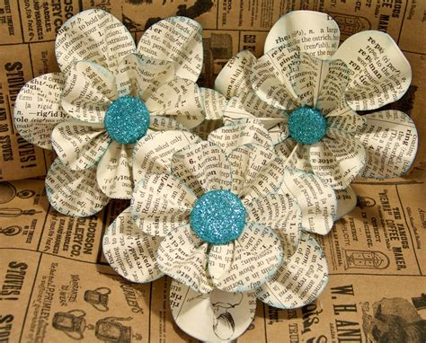 vintage craft projects vintage paper flower ideas weddings by lilly