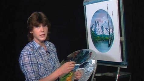 bob ross of painting season 1 bob ross mountain oval season 10 episode 9