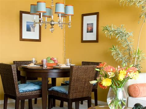 paint colors for living dining room our fave colorful dining rooms hgtv