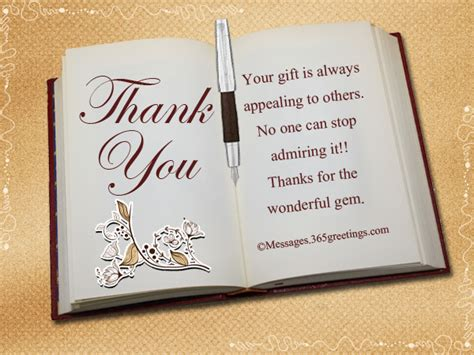 thank for gift thank you messages for gifts 365greetings