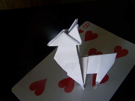 origami llama origami llama by samus117 on deviantart