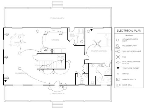 how to design floor plans electrical floor plan drawing simple floor plan electrical simple residential house plans