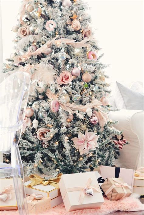 tree with pink decorations 25 unique pink decorations ideas on