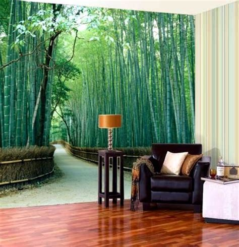 Tree Wall Mural Decal murals forest enjoy the tranquility of nature wall