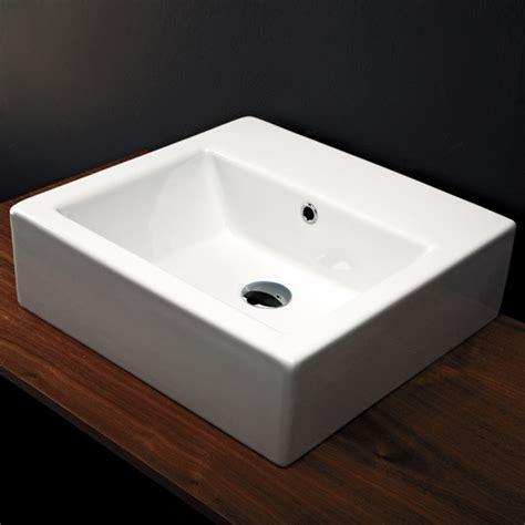 bathroom sinks modern aquamedia washbasin in wall mount vessel washbasins