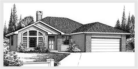 Single Level House Plans single level house plans for simple living homes