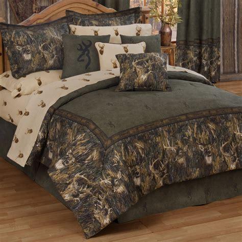 camo comforter set camo bedding browning whitetails bedding collection camo