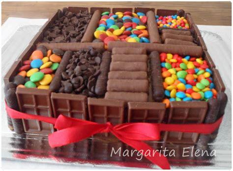 decoracion de golosinas tortas decoradas con golosinas