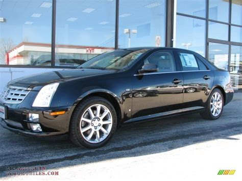 2007 Cadillac Sts 4 by 2007 Cadillac Sts 4 V8 Awd In Black 127768 All