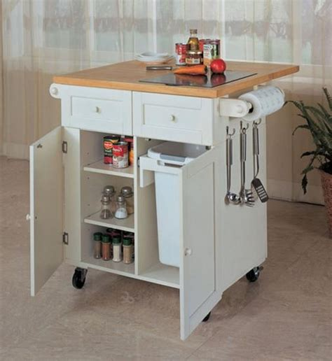 kitchen island for small space 21 space saving kitchen island alternatives for small kitchens