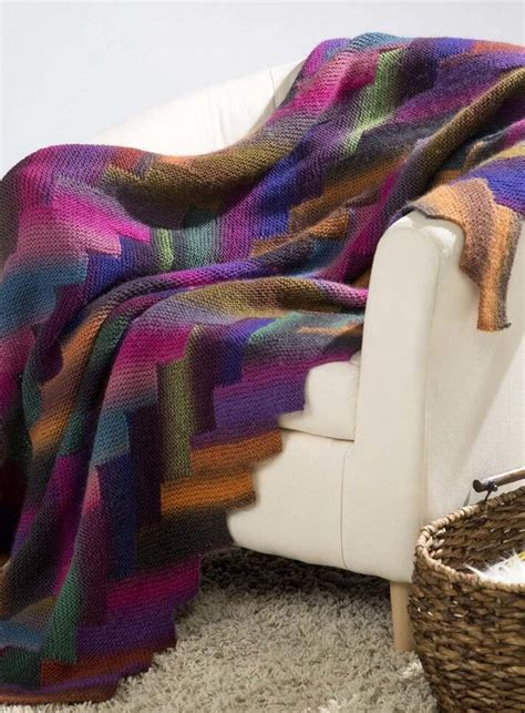multi colored afghan knitting pattern 25 best ideas about afghans on afghan crochet
