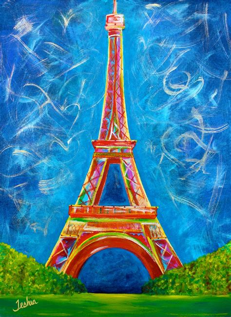 paint with a twist eiffel tower pintura de torre eiffel torres eiffel and torres eiffel