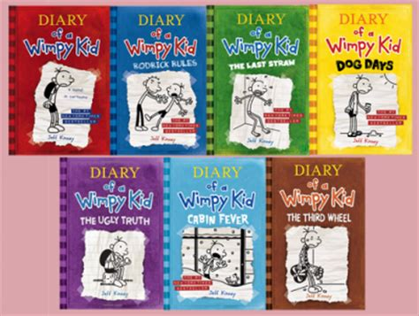 the diary of a series 1 children literature october 2013