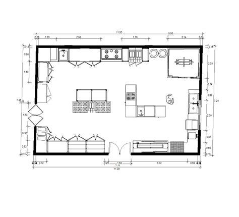 kitchen cad design 2d cad restaurant kitchen cadblocksfree cad blocks free