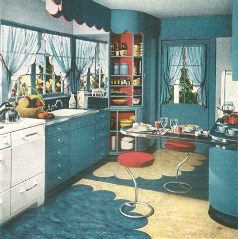 1940s kitchen design 1940s home style kitchen decor