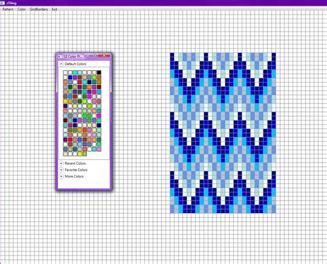 bead loom software bead patterns loom patterns mosaic patterns geometric