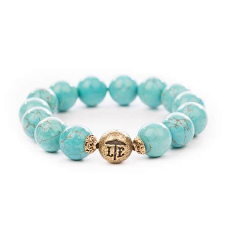 beaded turquoise bracelet turquoise beaded bracelet lenny