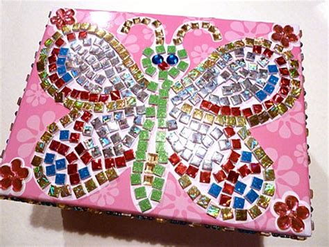 mosaic crafts for sticky mosaics craft projects active family magazine