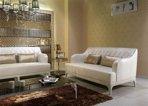 tufted leather sofa set modern white tufted leather sofa set