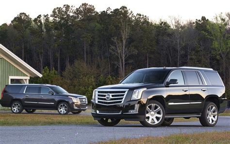 Cadillac Vs Lexus by Comparison Cadillac Escalade Esv Luxury 2017 Vs