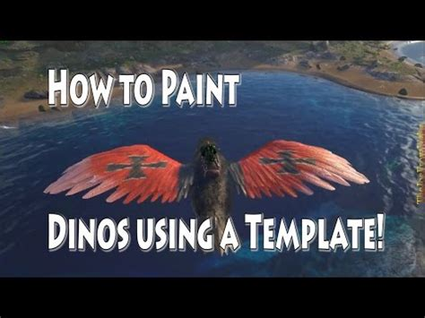spray painter ark xbox one dinos painter mashpedia free encyclopedia