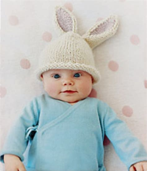 how to knit a bunny hat 21 free crochet and knitting patterns for your baby s