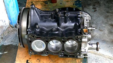 Daihatsu Engine by Daihatsu Cb23 Engine Cylinder Block Images Frompo
